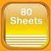 80 Sheets