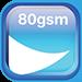 80gsm