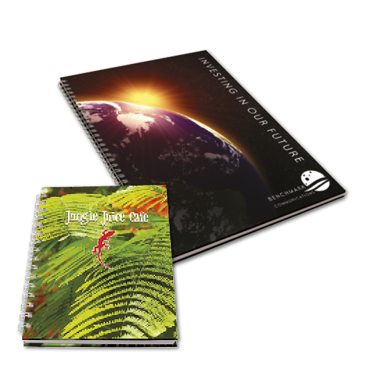 Hardback Wiro Notebooks