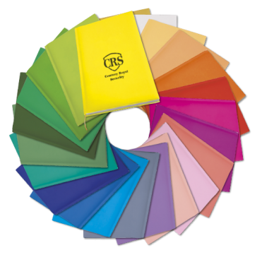 Infinite Colour Notebooks